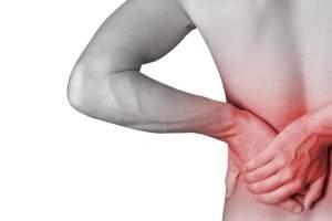dolor de espalda baja: