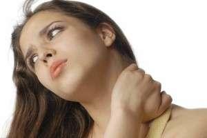 Remedios para el dolor de cuello