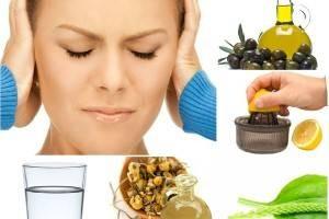Remedios caseros para dolor de oido