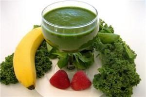 Los mejores licuados de verduras para bajar de peso
