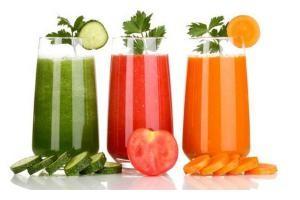 Los mejores licuados de verduras para bajar de peso rapido